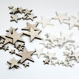 Dekosterne Sternenregen