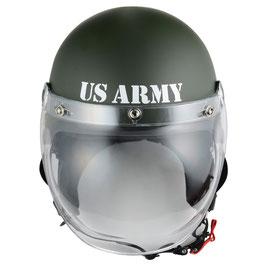 ミリタリーメット US ARMY 82nd.