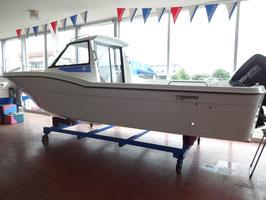 TF-250SC 150馬力 新艇