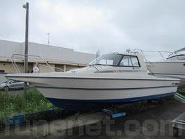 中古船(委託) サンフィッシャー780