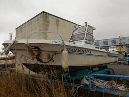 中古艇(委託船) NISSAN PW-650