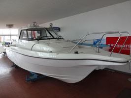 日産サンフィッシャー780(中古艇)