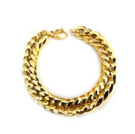 Bracciale In Oro Giallo 18 kt Groumette  codice: OV974G