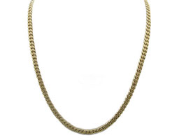 Collana catena groumette in oro 18 kt IS1209GRC