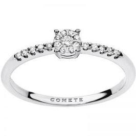 anello donna comete solitario anb 1729