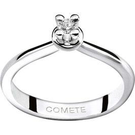 anello donna gioielli Comete Solitario ANB 1161