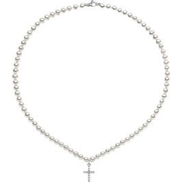 Collana Donna Gioielli Comete Perla Codice: FWQ 200 B