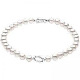 COMETE bracciale donna comete perla brq 135