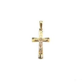 Crocifisso in oro giallo Referenza: IS1459G