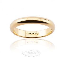 Fede Classica in Oro giallo grammi 5 Referenza: F5SOG