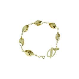 Bracciale oro 18kt donna catena scatolato codice: BR1000G