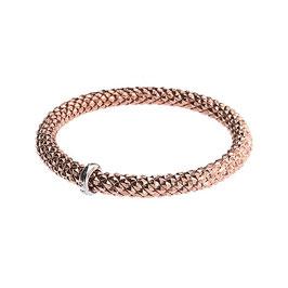 Bracciale Elastico Oro Rosa - Stella Milano Codice: BSE0023