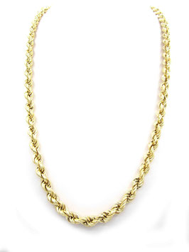 Collana fune in oro giallo Referenza: IS1452G