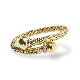 Bracciale Serpente in Oro giallo Stella Milano BR0058G