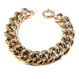 Bracciale donna catena in oro bianco 18kt - BR974BDF