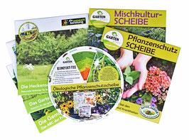 Gartendrehscheiben-Paket  groß