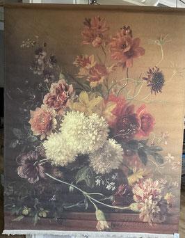 Wandbehang Blumen
