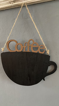 Coffee Schild