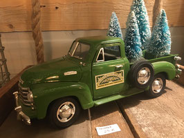 Grüner Chevrolet 1953