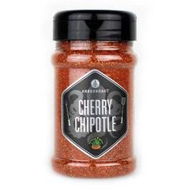 Cherry Chipotle, BBQ-Rub, 220gr im Streuer