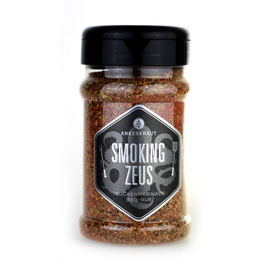 Smoking Zeus, BBQ-Rub, 200gr im Streuer