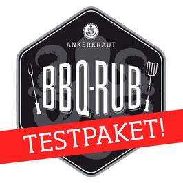 BBQ-Rub Mega Testpaket mit 18 Rubs