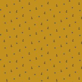 Jersey - gelb / kleine Anker