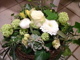 Mit Blumen Freude bringen
