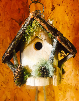 The Chalet Bird House