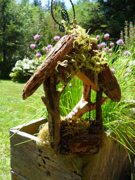 The Open Nester Bird House