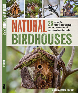 """Natural Birdhouses"" by: Amen & Maria Fisher"