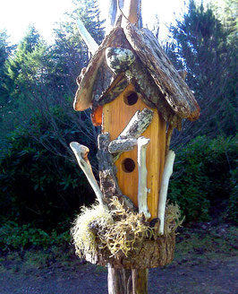 The Condo Bird House