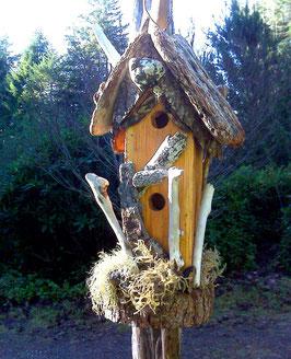 The Condo Bird House