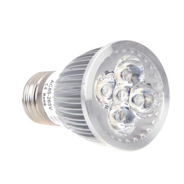 5W LED Pflanzenlampe, E27 Fassung - 5er oder 10er Packung