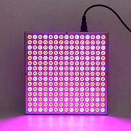 45W LED Pflanzenlampe zur Überwinterung, Stecklingsaufzucht, Kräuter etc.