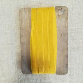 """Nastro cenciosetto 1cm by """"I nastri di Mirta"""" colore giallo."""