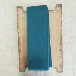 """Nastro cencioso by """"I nastri di Mirta"""" colore avio - 8 cm"""