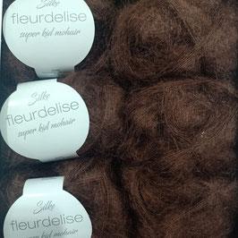 Arvier Fleurdelise - marrone 408