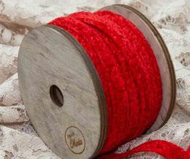 La cipiglia - Rosso (Nastro da 5 cm, nastro da 1,5 cm e tubolare)