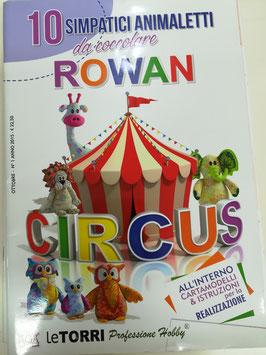 Rowan Circus: 10 simpatici animaletti da coccolare