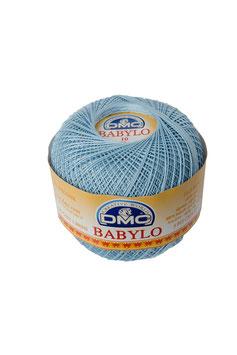 DMC Babylo size 10 (Titolo 8) - Colore 800 (Celeste)