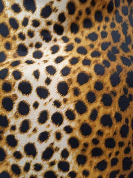 Tessuto leopardo