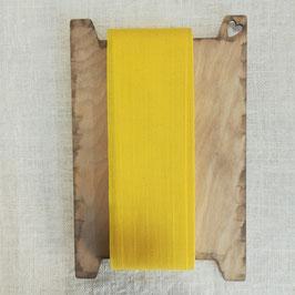 """Nastro cencioso by """"I nastri di Mirta"""" colore giallo."""