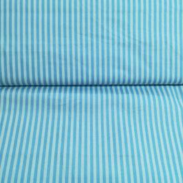 Basic Essential - righe bianche e azzurre