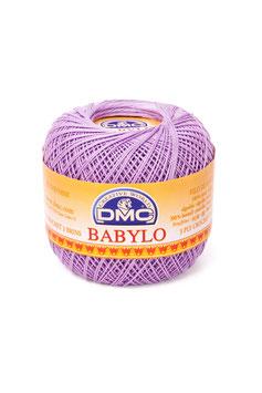 DMC Babylo size 10 (Titolo 8) - Colore 211 (Lilla)