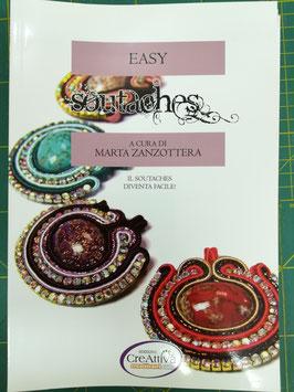 Easy soutaches, a cura di Marta Zanzottera