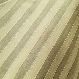 Tela di cotone beige fasce color lino