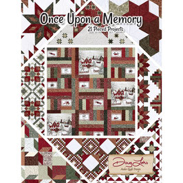 Once upon a memory - 21 pieced projects