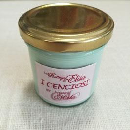 """Colore cencioso by """"I nastri di Mirta"""" colore acquamarina."""
