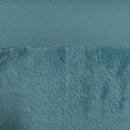 Micropile caldissimo doubleface - grigio verde